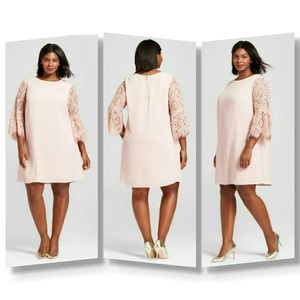 Dresses & Skirts - Lace Bell Sleeve Dress